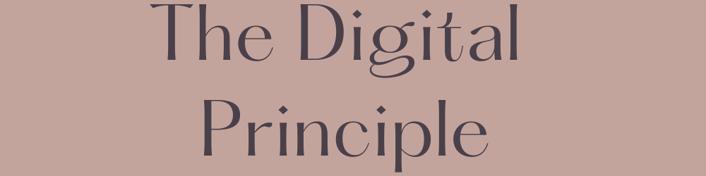 The Digital Principle